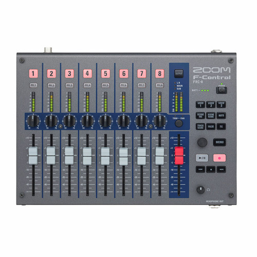 Zoom ZFRC8 F-Control for F8 and F4 Multitrack Field Recorders
