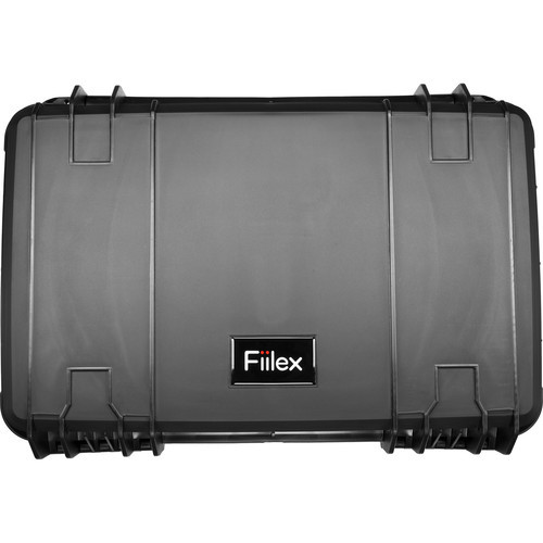 Fiilex K305 Pro: Three Light P360 Pro with 5 inch Fresnel Zoom Lens Travel Kit (Case)