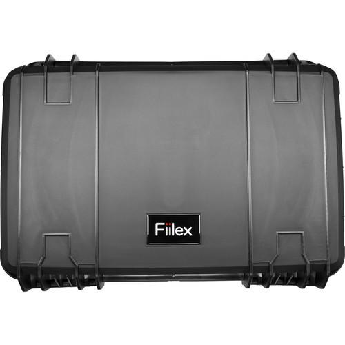 Fiilex K305 Pro: Three Light P360 Pro with 5 inch Fresnel Zoom Lens Travel Kit (Case)