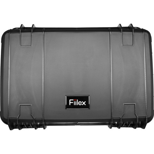 Fiilex K305 Pro Plus: Three Light P360 Pro Plus with 5 inch Fresnel Zoom Lens Travel Kit (Case)