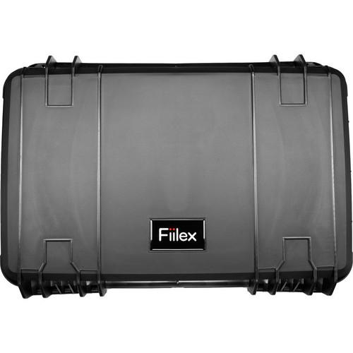 Fiilex K411P: Four Light Pro LED Interview Travel Kit (Case)