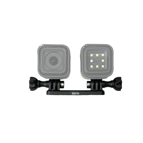 Litra USA T22DM Double Mount  for  Single Torch Light