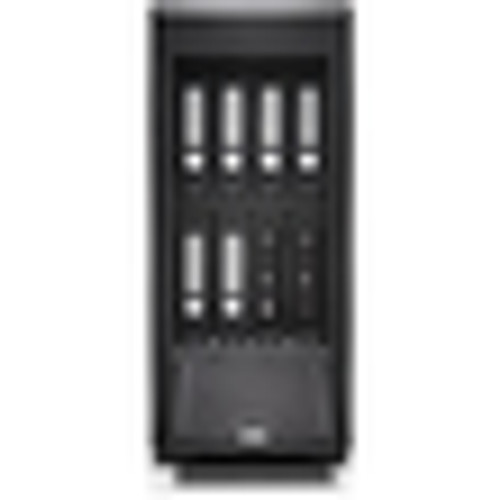 """The G-SPEED Shuttle XL 48TB 8-Bay Thunderbolt 3 RAID Array from G-Technology provides up to 48TB of enterprise-class storage with six 8TB 7200 rpm 3.5"""" hard drives"""