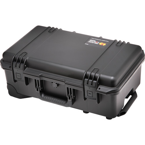 The G-Technology G-SPEED Shuttle XL iM2500 Protective Case is a Pelican iM2500 Storm case that comes with a custom foam insert to hold the G-SPEED Shuttle XL RAID array system