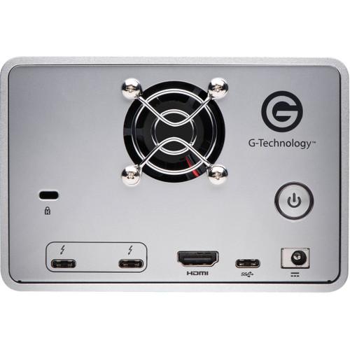 G-Technology G-RAID Removable 2-Bay Thunderbolt 3 RAID Array