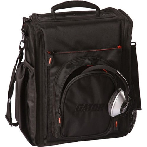 "Gator Cases G-CLUB CDMX-10 G-Club Series Carry Bag for Small DJ CD Players or 10"" DJ Mixers"