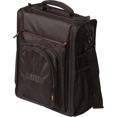 "Gator Cases G-CLUB CDMX-10 G-Club Series Carry Bag for Small DJ CD Players or 10"" DJ Mixers"