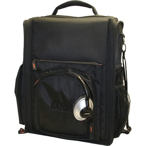 "Gator Cases G-CLUB CDMX-12 G-Club Series Carry Bag for Large DJ CD Players or 12"" DJ Mixers"
