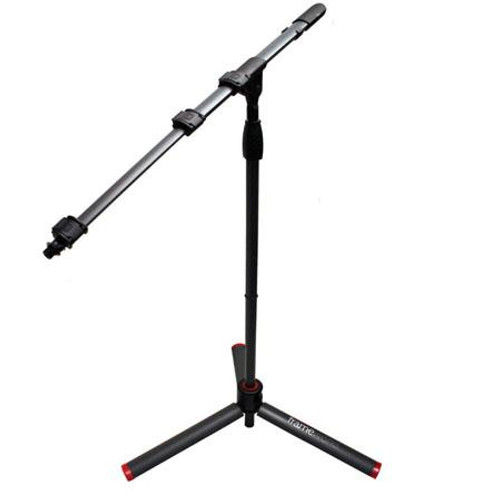 Gator cases GFW-ID-MIC Frameworks ID Series adjustable tripod style mic stand with telescoping boom, main