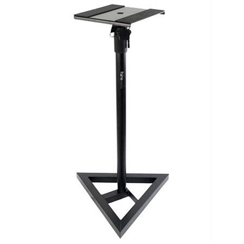 Gator cases GFW-SPK-SM50 Frameworks adjustable studio monitor stands (pair) with max height of 50 inches, main