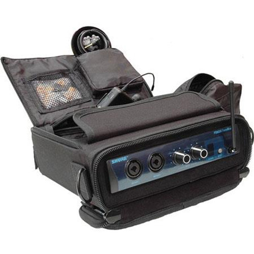 "Gator Cases G-IN EAR SYSTEM Bag to accommodate half rack wireless ""In Ear"" monitor"