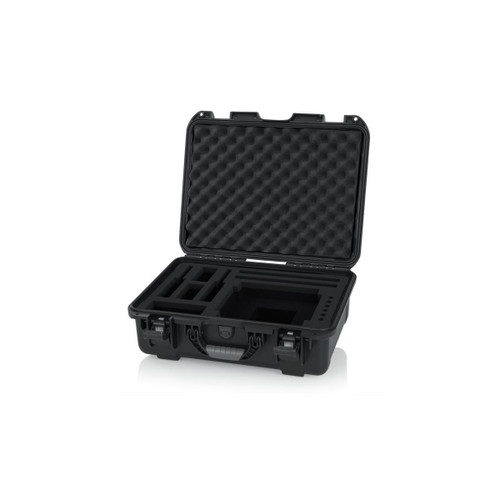 Gator cases G-INEAR-WP Titan Series Waterproof Injection Molded Case with Foam Insert In Ear Monitoring System and Accessories, mian