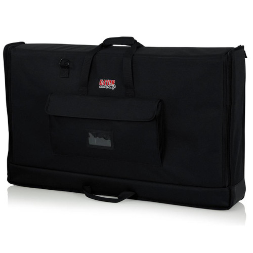 "Gator cases G-LCD-TOTE-MD Padded Nylon Carry Tote Bag for Transporting LCD Screens Between 27"" - 32"", left"