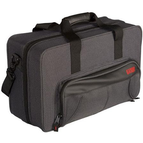Gator cases GL-CORNET-A Rigid EPS Polyfoam Lightweight Case for Cornet, left