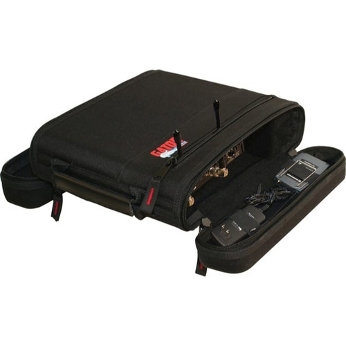 Gator Cases GM-1WEVAA EVA Foam Case for A Single Wireless Mic System; half rack
