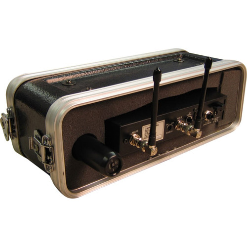 Gator Cases GM-1WP ATA Molded Case for A Single Wireless Mic System