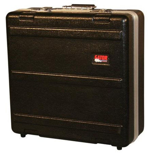 """Gator cases G-MIX 17X18 Molded PE Mixer or Equipment Case; 17"""" X 18"""" X 6.5"""", main"""