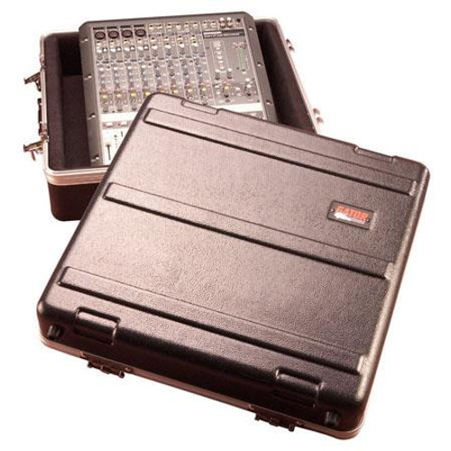 "Gator Cases G-MIX 17X18 Molded PE Mixer or Equipment Case; 17"" X 18"" X 6.5"""