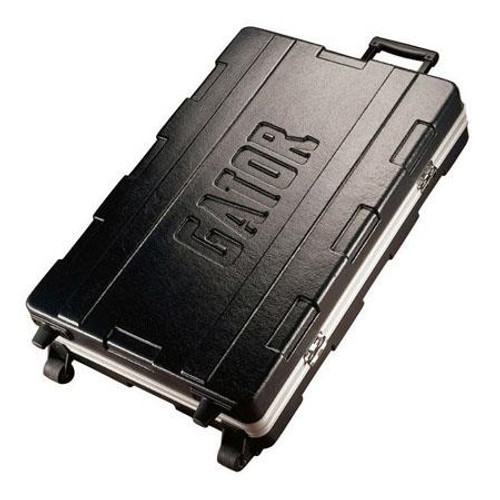 "Gator cases G-MIX 20X30 Molded PE Mixer or Equipment Case; 20"" X 30"" X 6""; w/ Wheels, main"