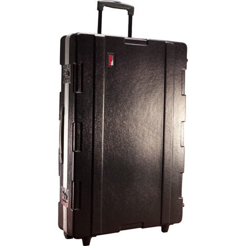 "Gator cases G-MIX 24X36 Molded PE Mixer or Equipment Case; 24"" X 36"" X 6.5""; w/ Wheels, main"