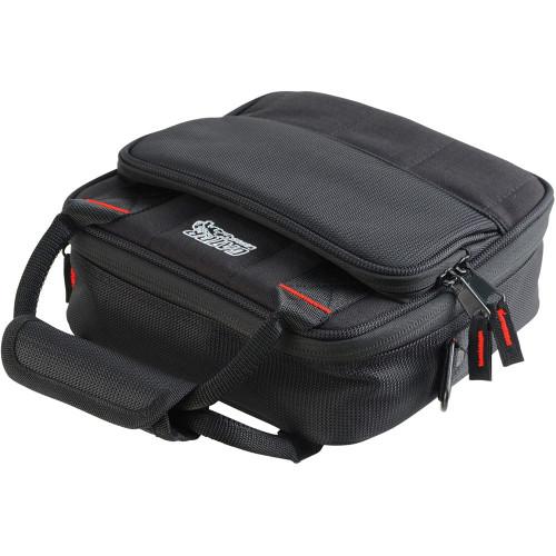 "Gator Cases G-MIXERBAG-0909 Updated Padded Nylon Mixer Or Equipment Bag; 9"" X 9"" X 2.75"""