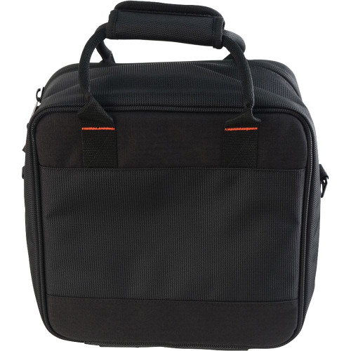 "Gator Cases G-MIXERBAG-1212 Updated Padded Nylon Mixer Or Equipment Bag; 12"" X 12"" X 5.5"""