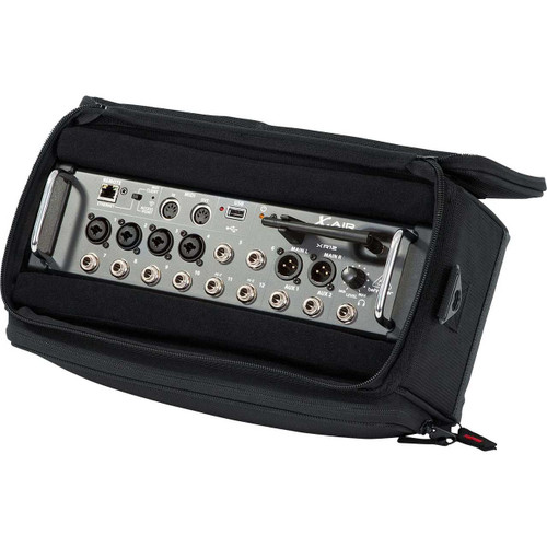 Gator Cases G-MIXERBAG-1306 Padded Nylon Bag Custom Fit for the Behringer X-AIR series Mixers
