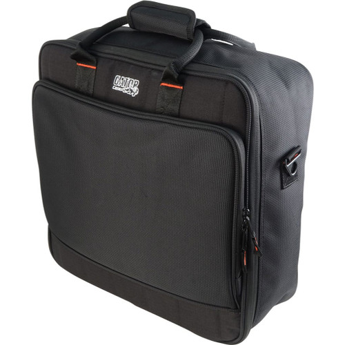 "Gator cases G-MIXERBAG-1515 Updated Padded Nylon Mixer Or Equipment Bag; 15"" X 15"" X 5.5"", bag"