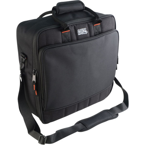 "Gator Cases G-MIXERBAG-1515 Updated Padded Nylon Mixer Or Equipment Bag; 15"" X 15"" X 5.5"""