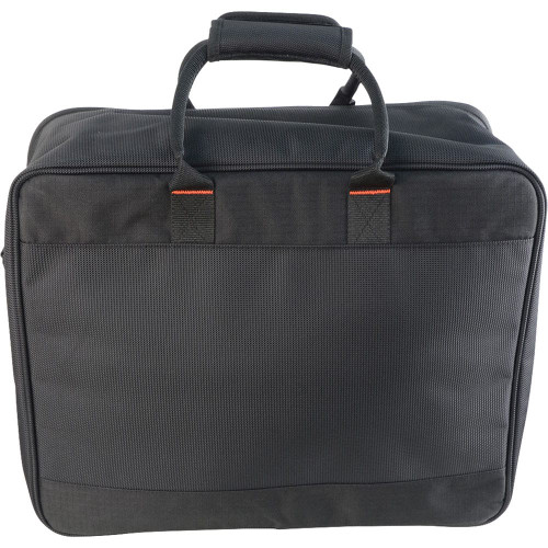 "Gator Cases G-MIXERBAG-1815 Updated Padded Nylon Mixer Or Equipment Bag; 18"" X 15"" X 6.5"""