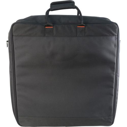 "Gator Cases G-MIXERBAG-2123 Updated Padded Nylon Mixer Or Equipment Bag; 21"" X 23"" X 6"""