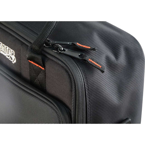 "Gator Cases G-MIXERBAG-2519 Updated Padded Nylon Mixer Or Equipment Bag; 25"" X 19"" X 8"""
