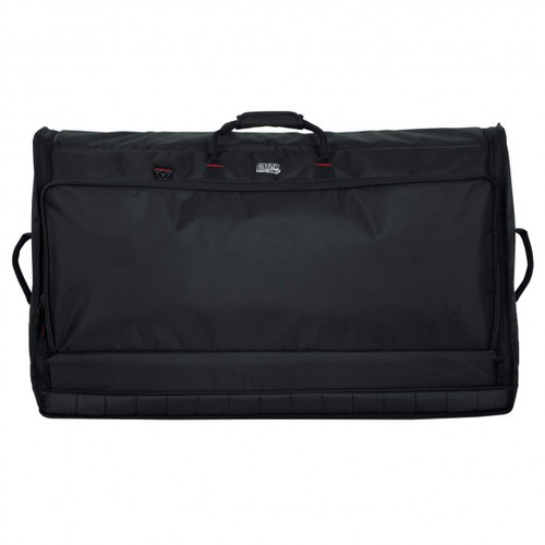 "Gator cases G-MIXERBAG-3621 Padded Nylon Carry Bag for Large Format Mixers; 36"" X 21"" X 8"", right"