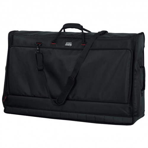 "Gator Cases G-MIXERBAG-3621 Padded Nylon Carry Bag for Large Format Mixers; 36"" X 21"" X 8"""