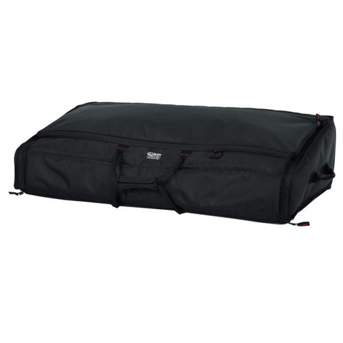 """Gator Cases G-MIXERBAG-3621 Padded Nylon Carry Bag for Large Format Mixers; 36"""" X 21"""" X 8"""""""