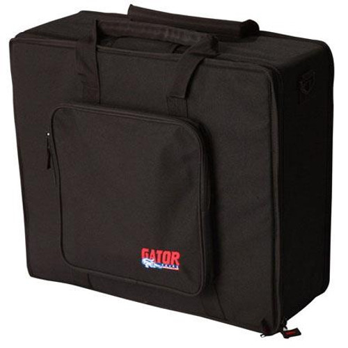 "Gator cases G-MIX-L 1622 Rigid EPS Polyfoam Lightweight Mixer Case; 16"" X 22"" X 5"", right"