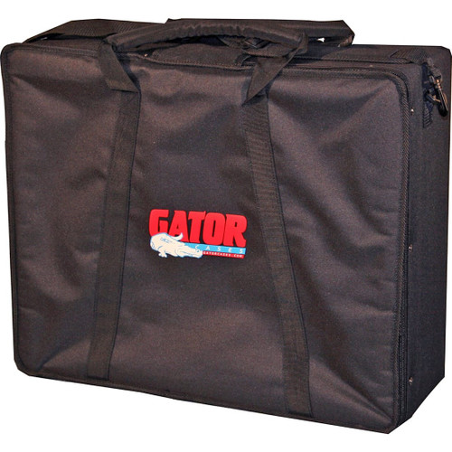 "Gator cases G-MIX-L 1822 Rigid EPS Polyfoam Lightweight Mixer Case; 18"" X 22"" X 7"", right"