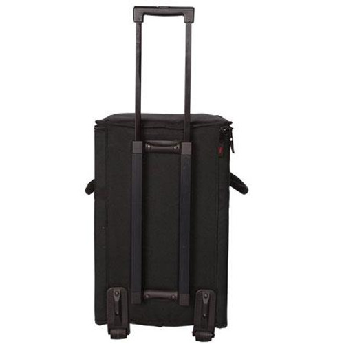 "Gator Cases GPA-720 Nylon-Covered Wood Powered Mixer Case; 13"" X 13.5"" X 20"""