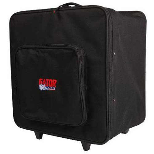 "Gator cases G-MONITOR2-GO22 Rigid EPS Foam Lightweight Case; EVA Top; Fits Flat Screen Monitors Up to 22"", right"