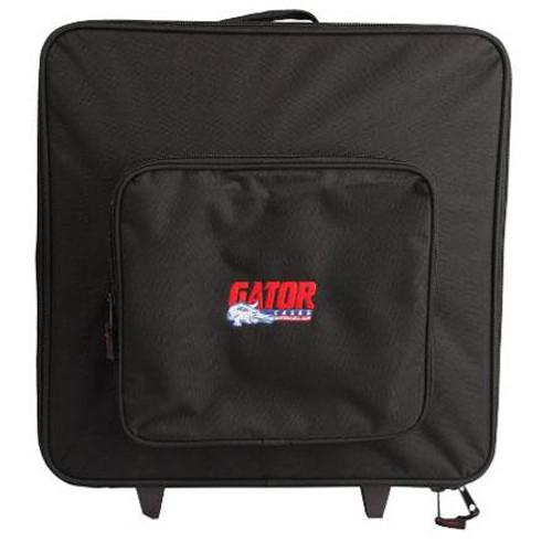 Gator Cases G-PAR 64LED4 Par Can Light Case w/ Tow Handle
