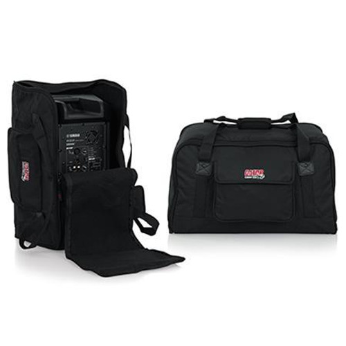 "Gator cases GPA-TOTE15 Lightweight Speaker Tote Bag Designed to Fit the Hottest 15"" Speaker Cabinets on the Market, left"