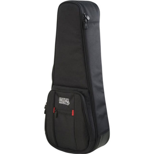 Gator cases G-PG-UKE-TEN Pro-Go series Tenor Style Ukulele bag with micro fleece interior and removable backpack straps, right