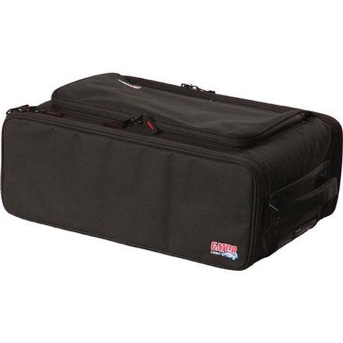 Gator Cases GR-RACKBAG-4UW 4U Lightweight rolling rack bag