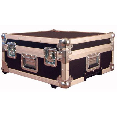 "Gator cases G-TOUR 19X21 ATA Wood Flight Case for Mixers; 19"" X 21"" X 6.5""; w/ Wheels, main"