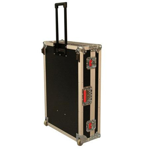 "Gator Cases G-TOUR 20X30 ATA Wood Flight Case for Mixers; 20"" X 30"" X 6""; w/ Wheels"