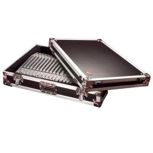 "Gator Cases G-TOUR 20X30 ATA Wood Flight Case for Mixers; 20"" X 30"" X 6""; w/ Wheels"