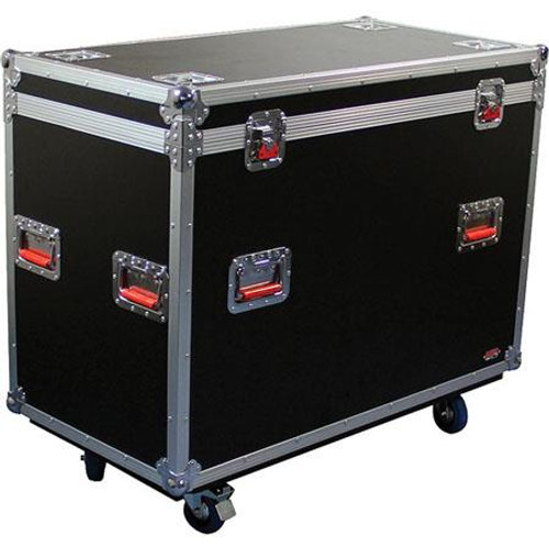 Gator cases G-TOUR LEKO-S4 Tour Style case for 8 Leko Style Lighting Fixtures, left
