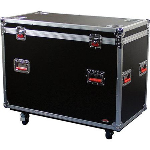 Gator Cases G-TOUR LEKO-S4 Tour Style case for 8 Leko Style Lighting Fixtures