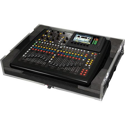 Gator Cases G-TOUR X32CMPCTW ATA Wood Flight Case for Behringer X-32 Compact mixer