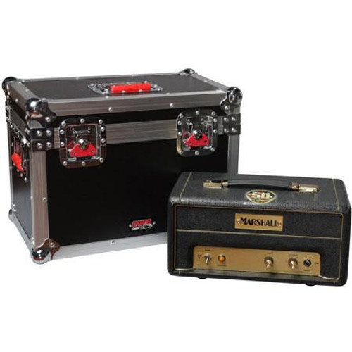 Gator Cases G-TOURMINIHEAD2 ATA Wood Flight Case for Medium Size 'Lunchbox' Style Amplifier Heads